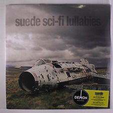 SUEDE: Sci-fi Lullabies LP Sealed (Euro, 3 LPs, 180 gram reissue, w/ download)