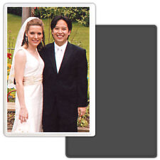 "StoreSMART Full-Back Magnetic Photo Frames - 4"" x 6"" - H32304-10"