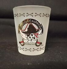 Pirates of The Caribean Shot Glass.