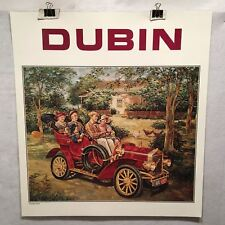 "Lee Dubin ""Sunday Drive"" 1907 Buick Automotive Print 26"" x 24"""
