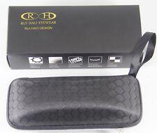Portable Zipper Eye Glasses Case Eyewear Hard Box for Sunglasses Shell Rectangle