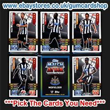 Match Attax 2015/2016 (Newcastle United) *Please Choose Cards*