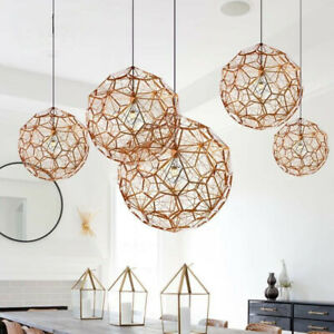 Bar Lamp Bronze Pendant Light Kitchen Chandelier Lighting Bedroom Ceiling Lights