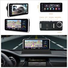 "7"" 1080P HD Autos DVR Rear View GPS Navigation WIFI FM Video Recorder Camera Kit"
