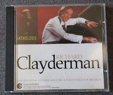 Richard Clayderman, anthologie - best of, CD