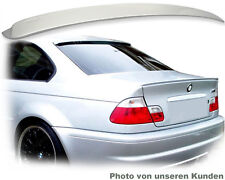 For BMW E46 Coupe Roof Spoiler Roof Edge Spoiler Roof Spoiler Rear Window Wings