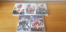 Big Bang DVD Collection Seasons 1 - 5