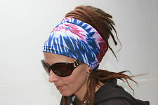 Dreadlock Headband/dread sock/wrap - Lightweight, soft, comfortable & versatile