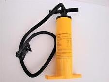 Double Action Stirrup Hand Pump For Inflatable Towable Tube Ringo Air Bed