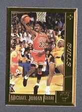 1999 Upper Deck 22K Gold #2 Michael Jordan 91/92 UD 3248/9923 Bulls HT 1087