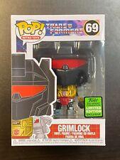 Funko POP Transformers Grimlock #69 ECCC Exclusive IN HAND