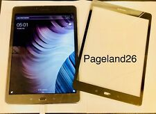 Samsung Tab A SM-T550 Cracked Glass Screen Repair Replacement Mail In Service