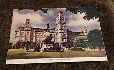 Vintage Postcard Unposted Le Parlement Quebec Canada