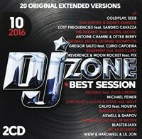 Various Artists - DJ Zone Best Session 10/2016 / Various [New CD] Italy - Import
