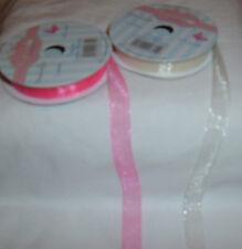 Dovecraft Cupcake Boutique 3 Reel Ribbon Set No 2
