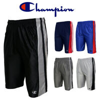 Champion Men's Athletic Apparel CHD99 Dazzle Stripe 2 Pockets Training Shorts