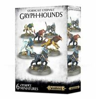 Stormcast Eternals Gryph-Hounds - Warhammer Age of Sigmar - Brand New! 96-31