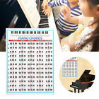 88 Keys Piano Note Chart Piano Scale Poster for Piano Players Beginners Teachers