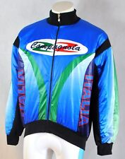 Campagnolo Italia Men's Cycling Jacket Windproof Thermal Rare Vintage size XL