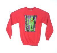 The Nutcracker VTG 90s Mens Size Medium 50/50 Crewneck Sweater USA Made Pullover