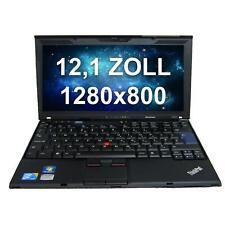 Lenovo Thinkpad X201 i5 2,4GHz LED 1280x800 4 RAM 320 HDD WEBCAM Win 7 ULTRABASE