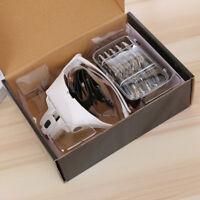 Magnifier Glass Lens LED Light Lamp Visor Head Loupe Jeweler Headband Magnifying