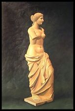 "* 36""x24"" Oil Painting on Canvas, Female Statue, Hand Painted"