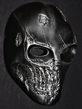 Army of Two Poison Paintball Airsoft BB GUN Costume Rios Masque Mask Black ma300