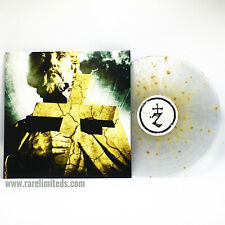 Zao - The Funeral Of God CLEAR GOLD SPLATTER COLORED Vinyl LP x/500 1st Pressing
