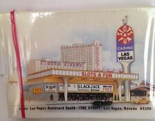 Las Vegas Playing Cards Vintage Deck NEW Sealed Slots A Lot Circus Casino