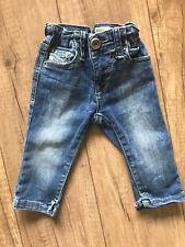 Baby Boy Diesel Jeans Size 3-6 Months
