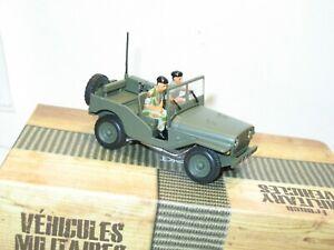 Direkt 1:43 Military, Jeep Army French Delahaye