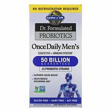 Dr. formulado probióticos, una vez al día, 50 mil millones de hombre-jardín de la vida