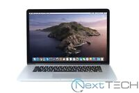 "2015 Apple Macbook Pro Laptop 15"" 2.8 Ghz- 4.0Ghz i7 16GB 1TB SSD DUAL GPUs!"