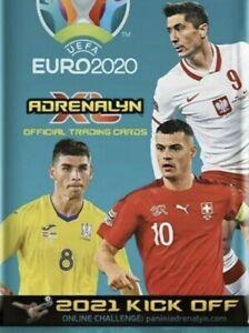 Panini Adrenalyn XL UEFA Euro 2020 - 2021 Kick Off Team Mates Second Skin 1-225