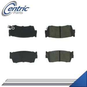 FRONT SEMI-METALLIC BRAKE PADS LEFT & RIGHT SET FOR 1996-1998 SUZUKI X-90