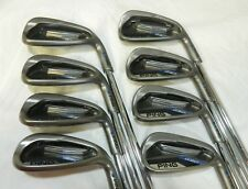 Ping G30 Blue Dot Iron set 4-UW Irons G-30 CFS Regular flex Steel Used RH