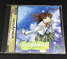 Roommates 3 For Japanese Sega Saturn System  *USA Seller*