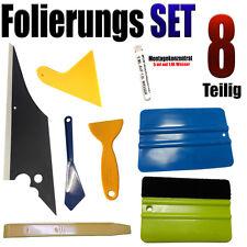 8 Teiligen Folierung Set – Rakel Set - Vollfolierung - Auto Folien