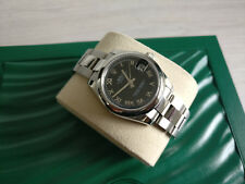 2015 Ladies Rolex DateJust 31mm S/Steel 178 model with box and extras, never wor