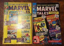 Marvel Tales  lot of 5