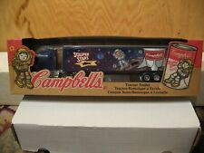 Ertl Collectibles T716 Campbell's Soup Tractor & Trailer , 1:64
