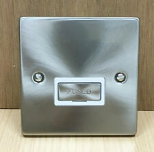 Click Deco Victorian Satin Chrome 13A Fused Ingot Connection Unit VPSC750WH (18)