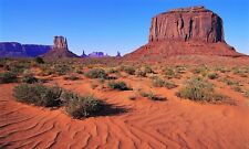 Desert Scene #1 RV Camper Motorhome Mural Decal Decals Graphics Vegas Utah AZ