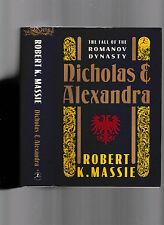 Nicholas & Alexandra: The Fall of the Romanov Dynasty (ML edition), Massie 2012