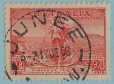 AUSTRALIA TOWN CANCEL JUNEE