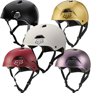 Fox Flight Sport Cycling Bike Bicycle BMX Skate Scooter Helmet 2019