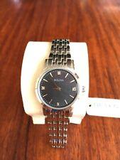 BULOVA 96P148 DIAMOND SERIES Silver Ladies Watch
