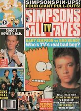 The Simpsons & Fall TV Faves Bart Simpson, Doogie Howser 071217DBE