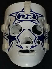 VINTAGE - D/R DAIGNAULT ROLLAND - STREET GOALIE MASK No.HB8 - MADE IN CANADA